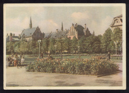 Riga, Komunaru Lakumu 1955 - Latvia