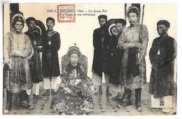 VIET-NAM - ANNAM - HUE - Le Jeune Roi - Duy-Tham Et Son Entourage - Vietnam