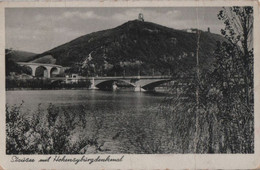 Dortmund - Hohensyburg - Mit Stausee - Ca. 1950 - Dortmund