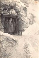 """2077"""" FOTO-LORD ROBERTSON- S.E.PECORI GIRALDI -CAP. ACCAME -MARZO 1917"""" Misure(11.0x16.00) - Guerre, Militaire"""