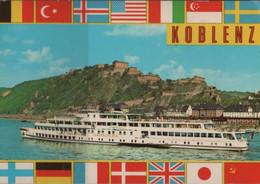 Koblenz - Feste Ehrenbreitstein - Ca. 1975 - Koblenz