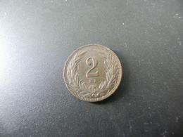 Hungary 2 Filler 1909 - Hungary
