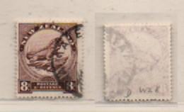 Neuseeland 1942 MiNr.: 221D Brückenechse Gestempelt New Zeeland Used Scott: 212b Sg: 586d - Used Stamps