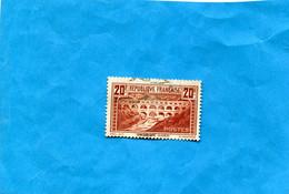 FRANCE-timbre N° 262 Pont Du Gard Oblitéré-cote Yvert 2016 50 Euros - Gebraucht