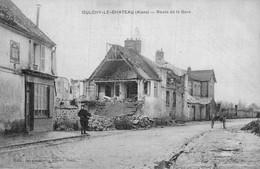 H1004 - OULCHY Le CHATEAU - D02 - Route De La Gare - Autres Communes