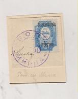 RUSSIA  Constantinople Locals Nice Cut - Unused Stamps