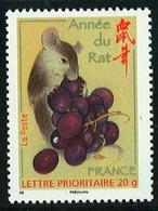 N° 4131 Année Du Rat Faciale LP 20g - Nuovi