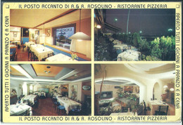 §  IL POSTO ACCANTODI A. & A. ROSOLINO  -  RISTORANTE PIZZERIA § - Hotels & Restaurants