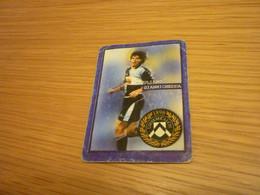 Giuliano Giannichedda Udinese Italian Football Stars 2000 Greek Sticker - Other