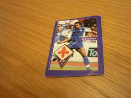Gabriel Batistuta Fiorentina Italian Argentine Football Stars 2000 Greek Sticker - Other
