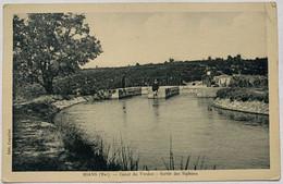 RIANS - Canal Du Verdon - Sortie Des Siphons - Rians