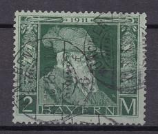 Bayern - 1911 - Michel Nr. 87 Type II - Gestempelt - Bavaria