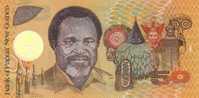 PAPUA NEW GUINEA P. 18a 50 K 1999 UNC - Papua New Guinea