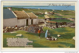 A Farm In DONEGAL - Panorama,  Valentine's PC - Donegal
