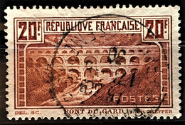 FRANCE 1929 - Canceled - YT 262A - Usados