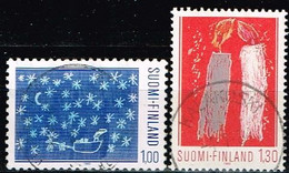 FINLANDE / Oblitérés / Used /1983 - Noêl - Gebraucht