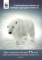 WWF PANDA * POLAR BEAR * ANIMAL * EstMedia 002 * Hungary - Bears