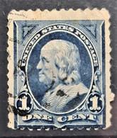 USA 1895 - Canceled - Sc# 264 - 1c - Usati