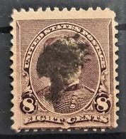 USA 1895 - Canceled - Sc# 272 - 5c - Usati