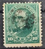 USA 1895 - Canceled - Sc# 273 - 10c - Usati