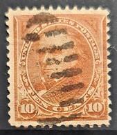 USA 1898 - Canceled - Sc# 283 - 10c - Usati