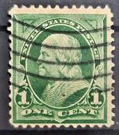 USA 1898 - Canceled - Sc# 279 - 1c - Usati