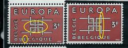 N° 1260 Décalage  Vertical Et Horizontale   (**) - Curiosa