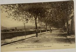 928 - PLAN DE LA TOUR - Boulevard De La Liberté - Otros Municipios