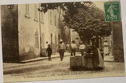 741 - PLAN DE LA TOUR - Fontaine De La Basse Rue - Altri Comuni