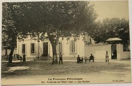 921 - PLAN DE LA TOUR - Les Ecoles - Altri Comuni