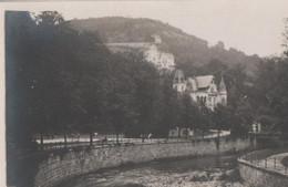 Böhmen Und Mähren - Karlsbad - Teplpartie Beim Posthof - Ca. 1935 - Boehmen Und Maehren