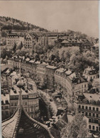 Tschechien - Karlovy Vary - Karlsbad - Sadova Trida - Ca. 1965 - República Checa
