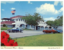 (NN 9) Guam - Agana Government House - Guam
