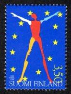 FINLANDE 1999 - Yvert N° 1449 - Facit 1544 - NEUF** MNH - La Finlande, Présidente De L' UE - Nuevos