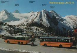 Schweiz - Nufenen - 1992 - GR Grisons