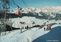 Schweiz - Unterwasser - Chäserruggbahn - Ca. 1985 - SG St-Gall