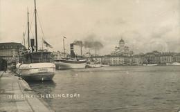 """CPA FINLANDE  """"Helsinki  """" - Finland"""