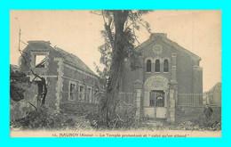 A907 / 283 02 - NAUROY Temple Protestant Et Celui Qu'on Attend - Ohne Zuordnung