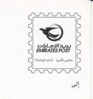 UAE, Postal Stationery, Pre-stamped Postcard, Set Of 4 Cards, MNH** - Other