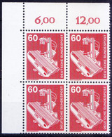 Germany 1978 MNH BLk Lt Up, Olden Times X Ray Machine, Medical, - - Medicine