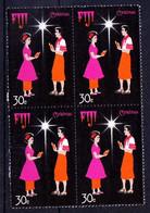 Fiji 1975 MNH Blk 4, Christmas, Religion, Christian Festival - Christianity