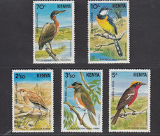 Kenya 1984, Bird, Birds, Set Of 5v, MNH** - Other