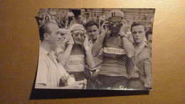 Cyclisme - Photographie Gino Bartali Et Fiorenzo Magni - Sports