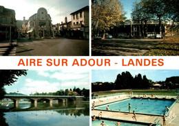 Souvenir De Aire Sur Adour Landes          CPM Ou CPSM - Gruss Aus.../ Grüsse Aus...