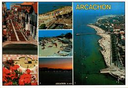 Souvenir De Arcachon       CPM Ou CPSM - Gruss Aus.../ Grüsse Aus...