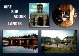 Souvenir De Air Sur Adour Landes        CPM Ou CPSM - Gruss Aus.../ Grüsse Aus...