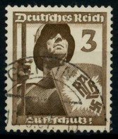 3. REICH 1937 Nr 643 Gestempelt X860F16 - Used Stamps