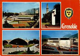 Souvenir De Grenoble      CPM Ou CPSM - Gruss Aus.../ Grüsse Aus...