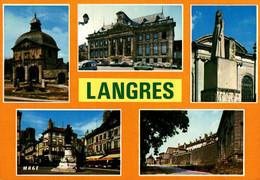 Souvenir De Langres   CPM Ou CPSM - Gruss Aus.../ Grüsse Aus...