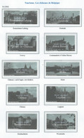 COB  3074/3083  MNH - Unused Stamps